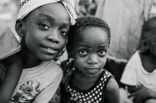 Immagine gratuita di adorabile, africa, allegro