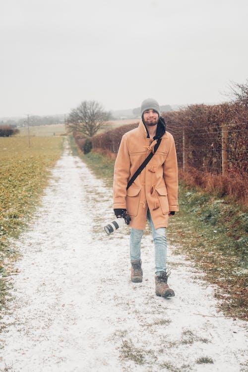 Immagine gratuita di camminando, camminare, campagna