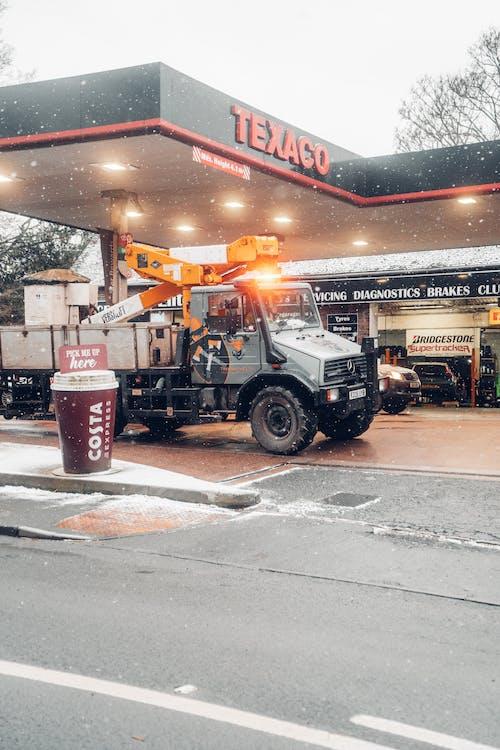 Immagine gratuita di camion, costa, esterno
