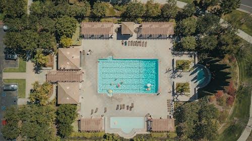 Top View of Resort