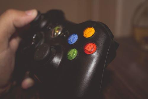 Gratis lagerfoto af controller, gamer, gaming, joystick