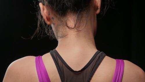Kostenloses Stock Foto zu hals, hinterseite, nacken