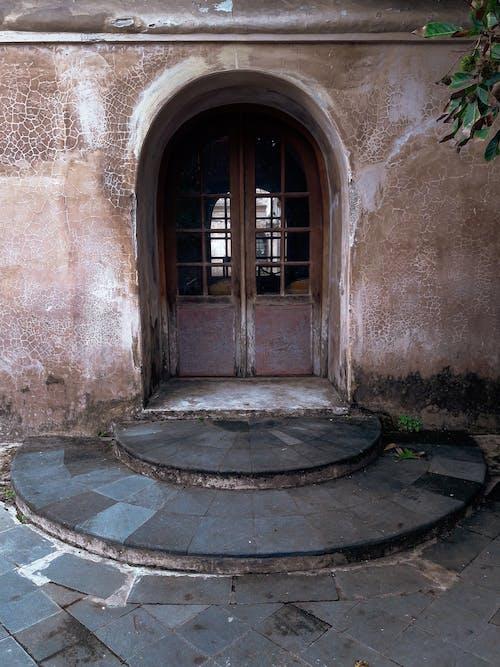 Free stock photo of door, home, horor
