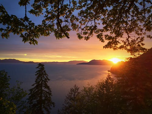 Бесплатное стоковое фото с закат рассвет
