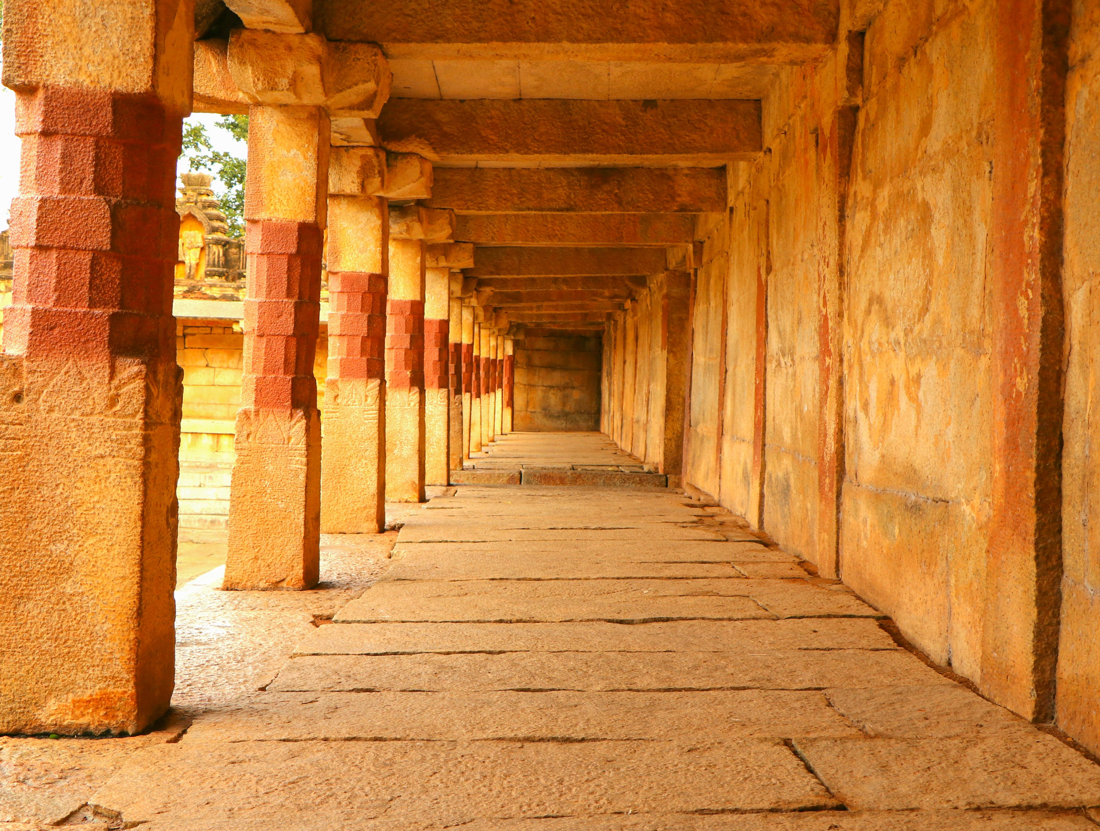 Free stock photo of #temple #ancient #structures #india #karnataka