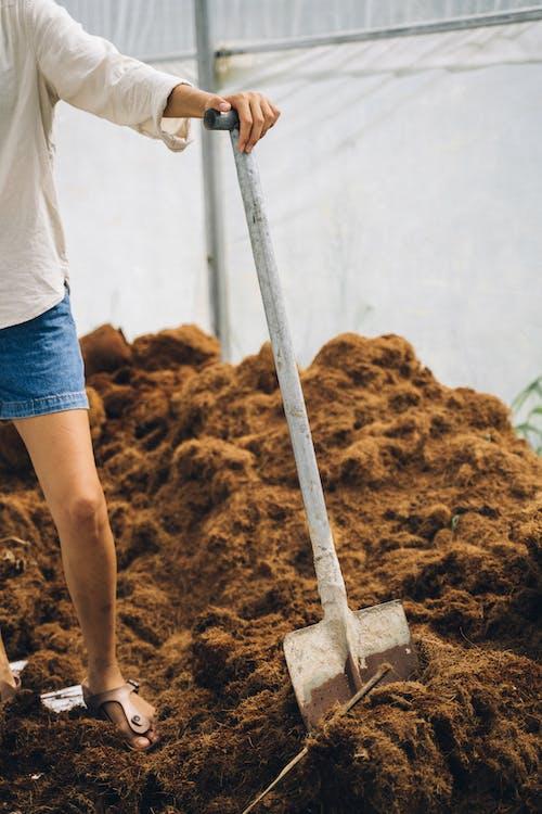 땅, 삽, 스페이드의 무료 스톡 사진