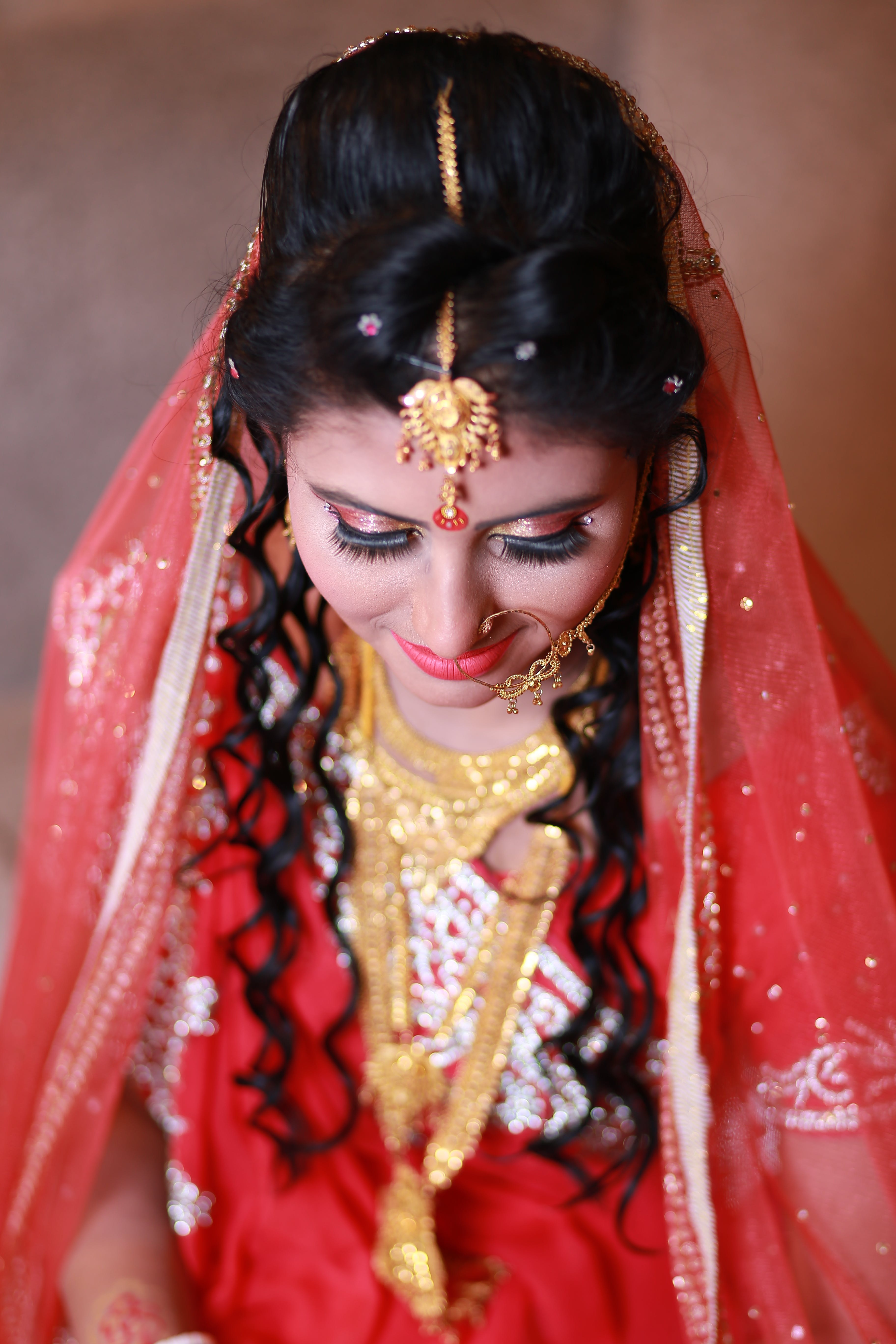 Selective Focus Photography of Woman Wearing Traditional Dress
