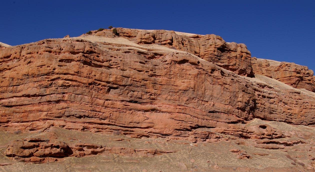 àrid, barranc, Canyon