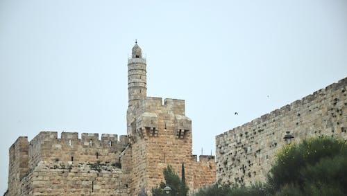 Free stock photo of davids tower, jerusalem, old