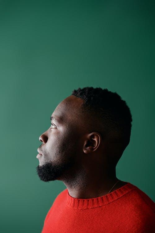 Ingyenes stockfotó afro-amerikai férfi, arckép, fekete ember témában