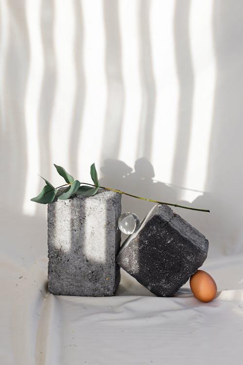 圓形, 垂直拍摄, 岩石 的 免费素材图片