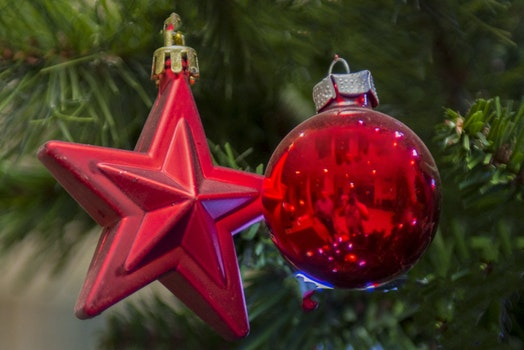 Free stock photo of christmas decoration, christmas balls, christmas decorations