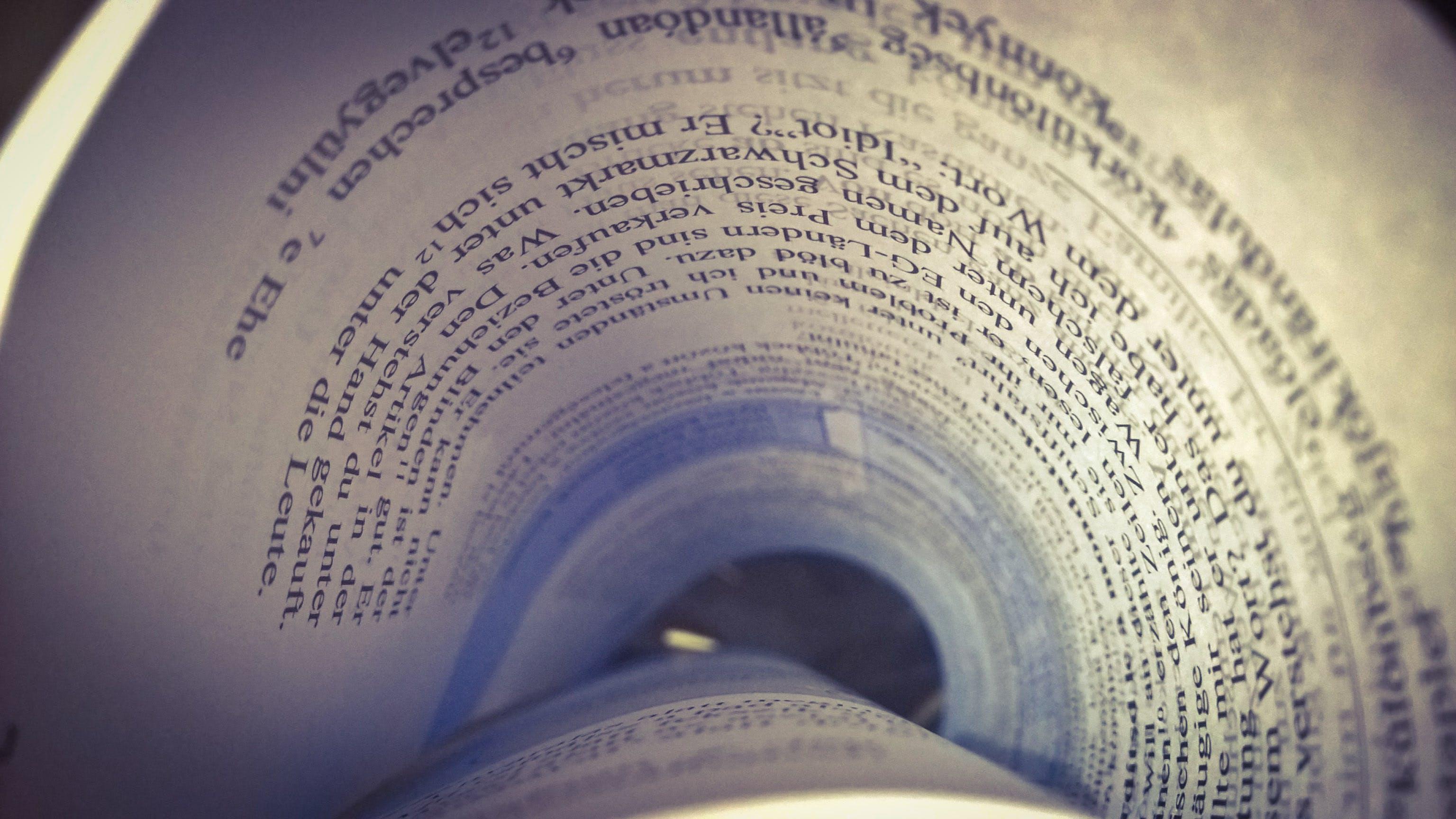 book, german, language