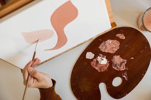 Darmowe zdjęcie z galerii z czas wolny, hobby, kanwa