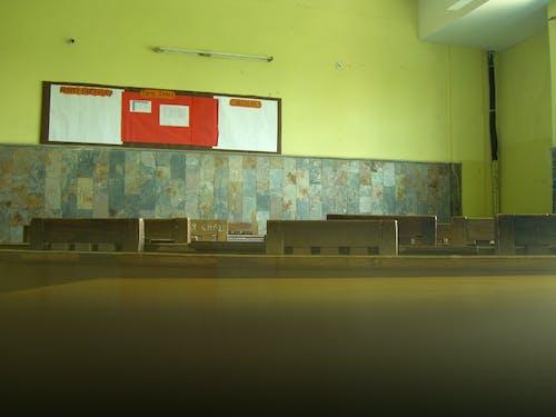 Kostenloses Stock Foto zu klasse, klassenzimmer, möbel, spaß