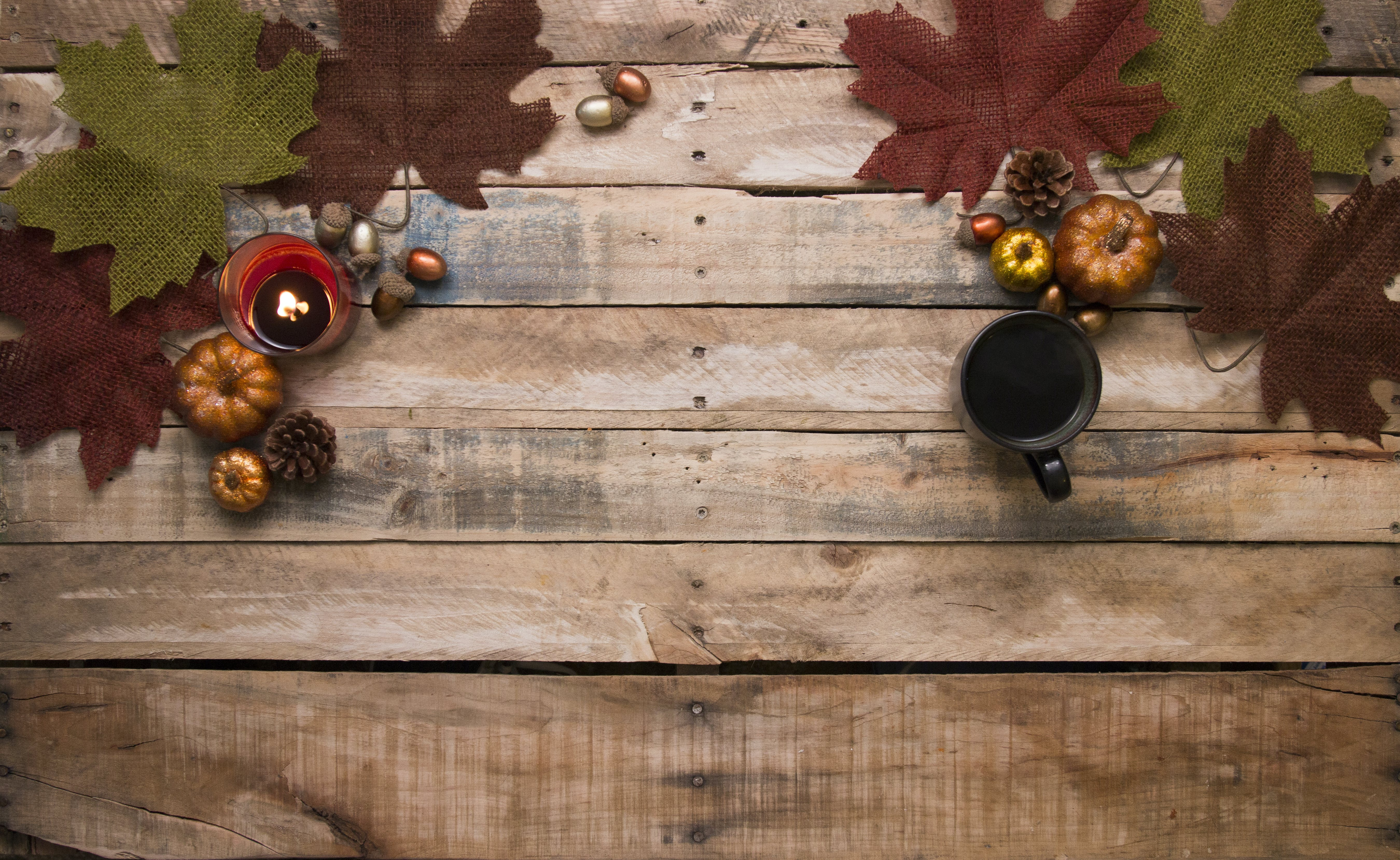 acorns, autumn, autumn decoration