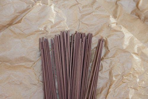 Close Up Shot of Incense Sticks