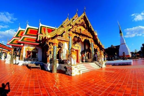 亞洲, 傳統, 公園, 圖片 的 免费素材照片