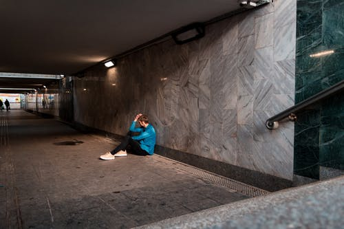 Free stock photo of #boy, #city, #lights, #man