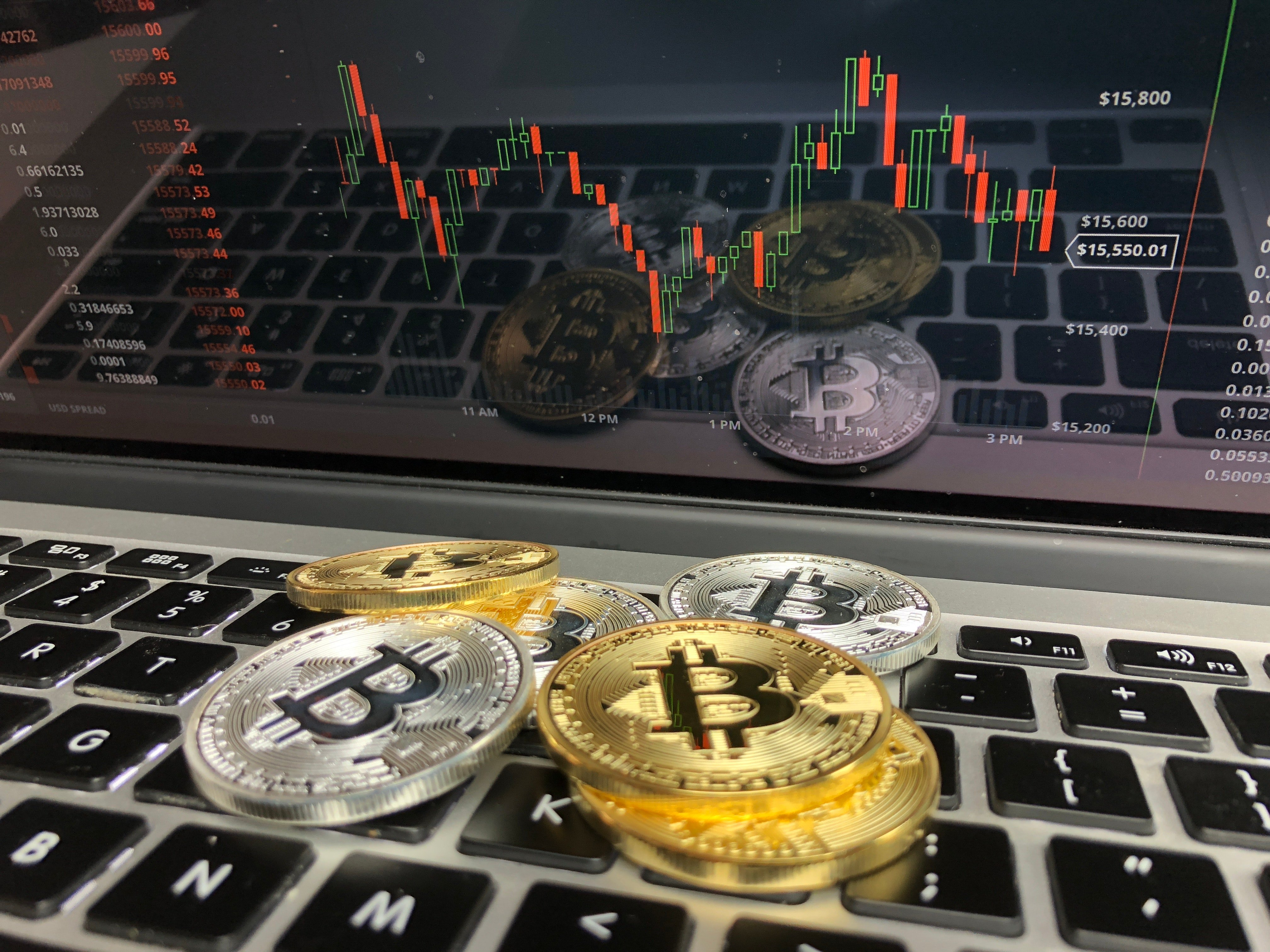 Free stock photo of bitcoin, cryptocurrency, exchange