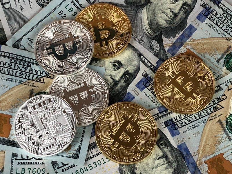 Bitcoin as source of income