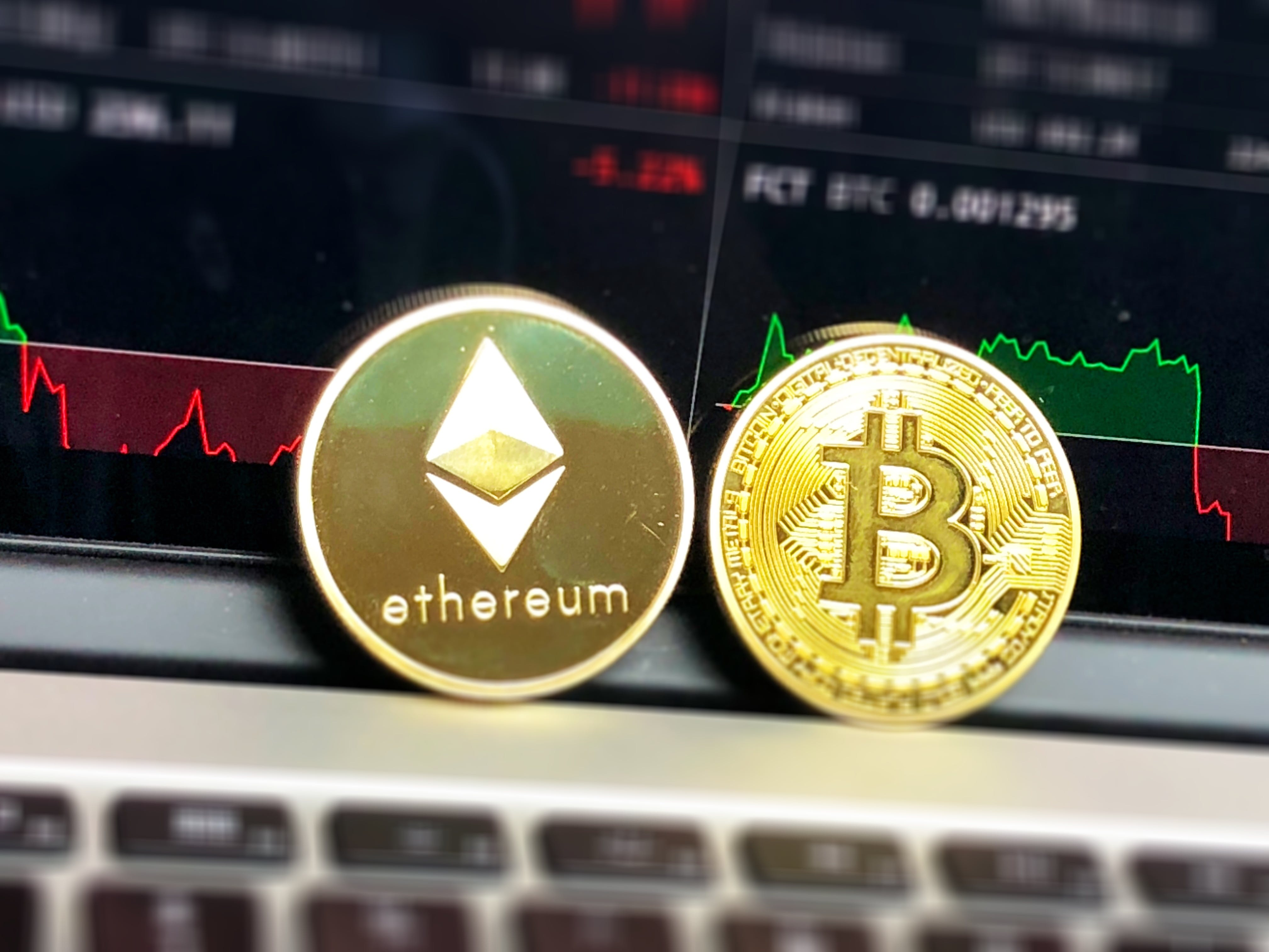 Free stock photo of currency, Altcoin, Etherum or bitcoin