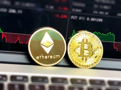 Бесплатное стоковое фото с altcoin, валюта, эфир или биткойн