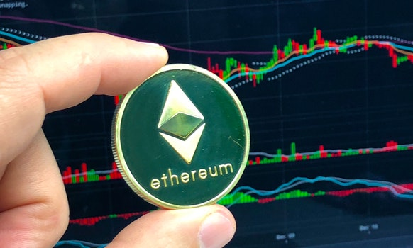 Free stock photo of Etherum chart, Etheru