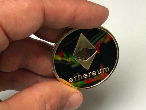 Free stock photo of exchange, chart, Etherum
