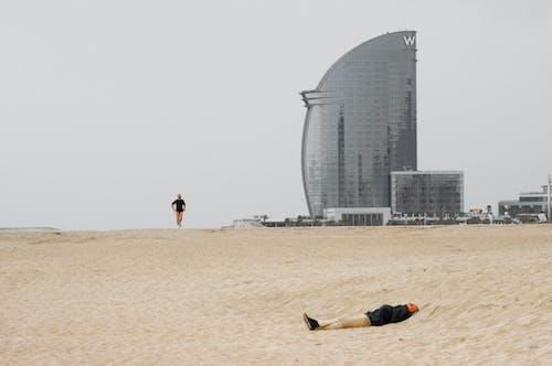 Free stock photo of barcelona, beach, city, hotel w