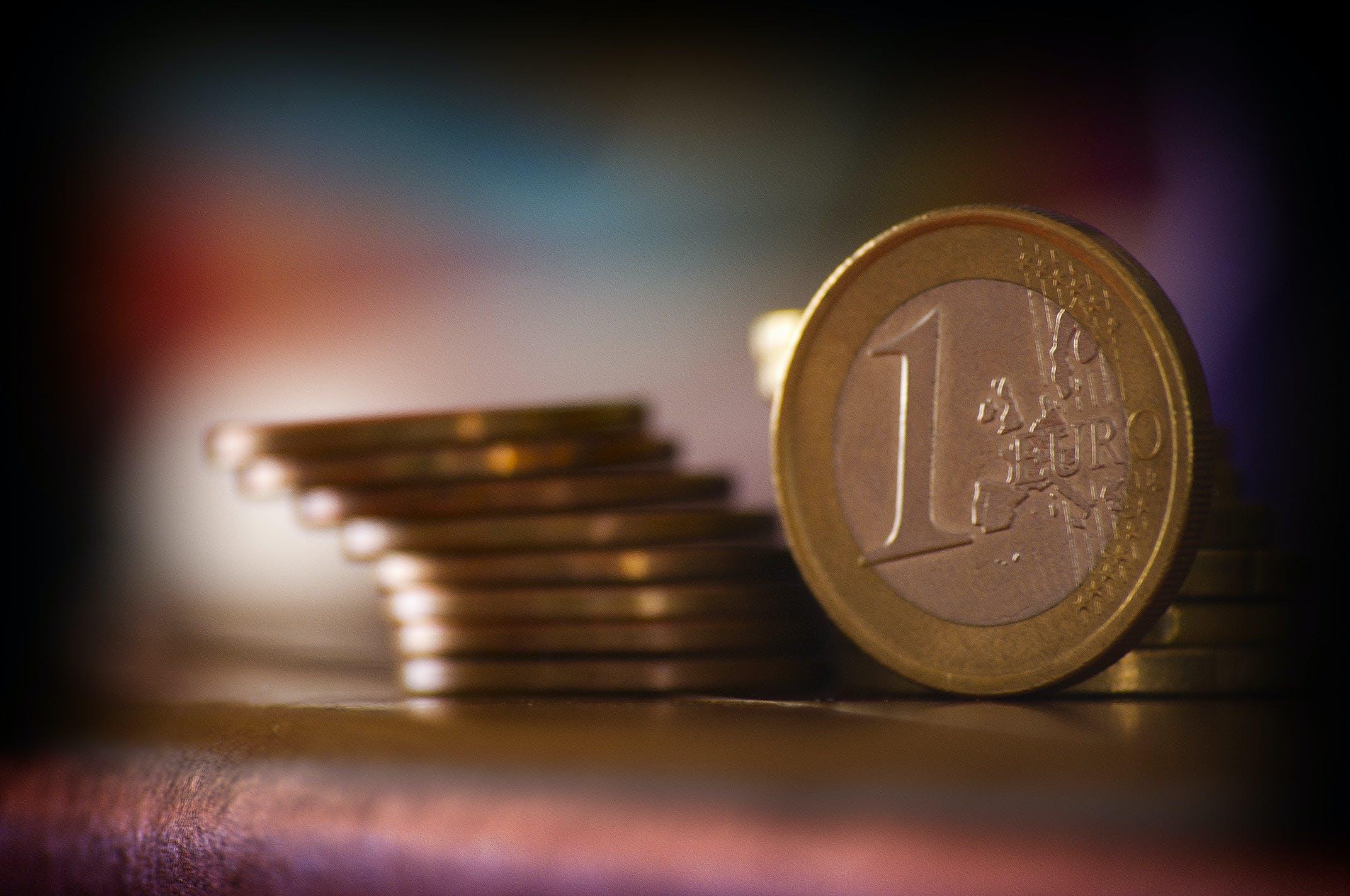 altın, bakır, bozuk para, bozuk paralar içeren Ücretsiz stok fotoğraf