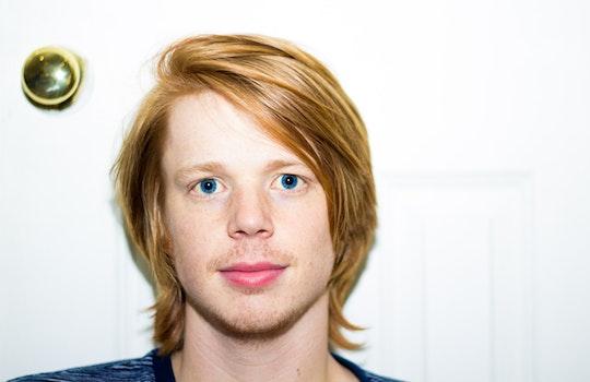 Free stock photo of man, night, cute, eyes
