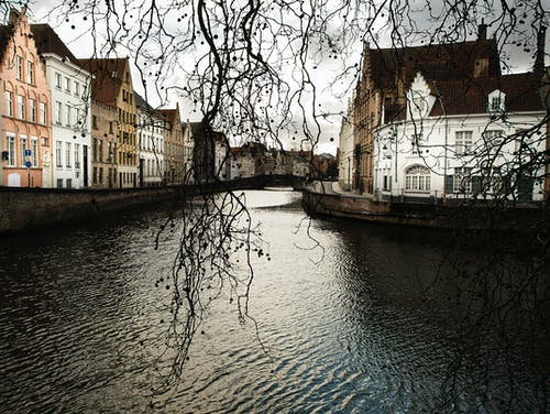 Free stock photo of Belgium, Brujas, houses