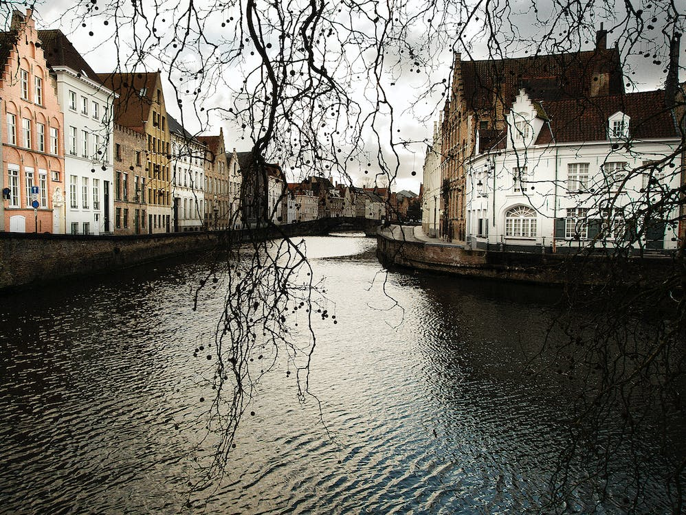 Free stock photo of Belgium, Brujas, houses