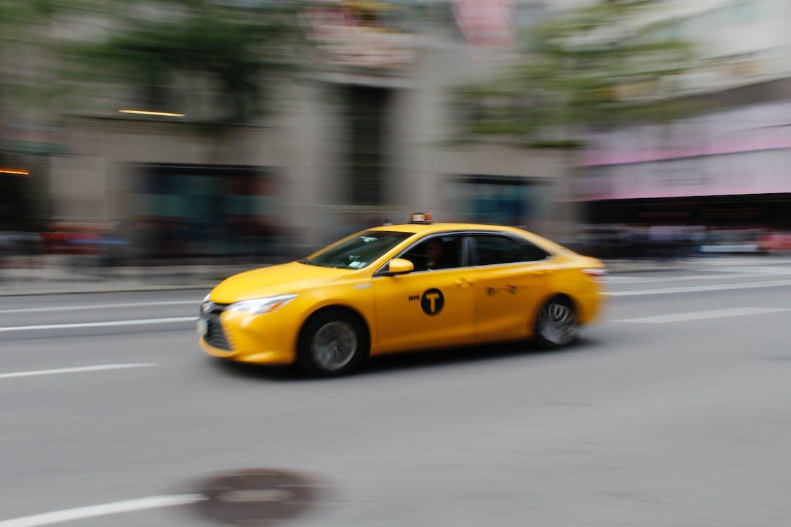 アメリカ合衆国, タクシー, ニューヨーク市の無料の写真素材
