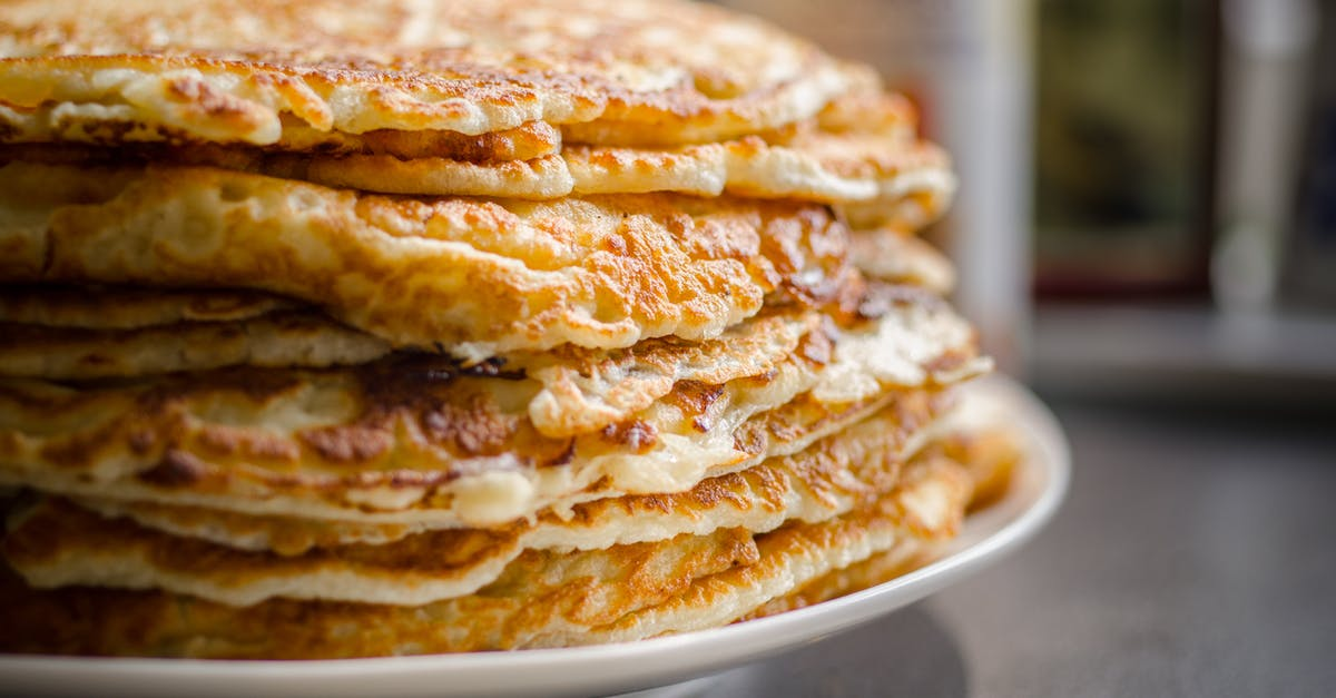 Selective Focus Of Pile Of Pan Cakes 183 Free Stock Photo