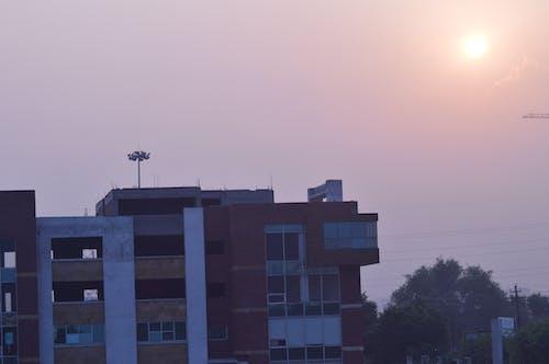 Безкоштовне стокове фото на тему «Будівля, Захід сонця»