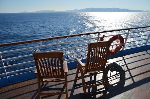 그리스, 여름, 푸른 바다, 항해하는의 무료 스톡 사진