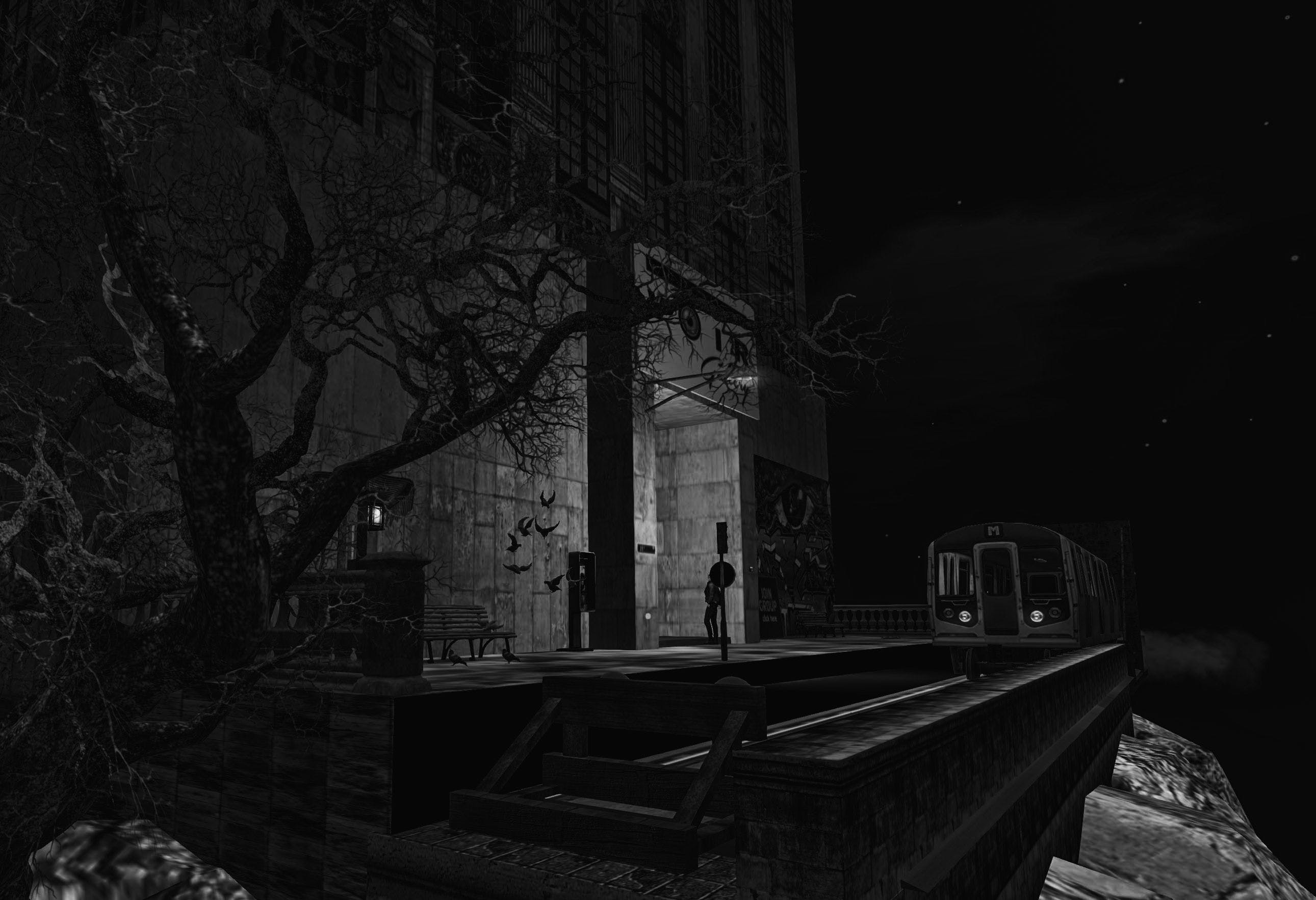 Free stock photo of Metro stop