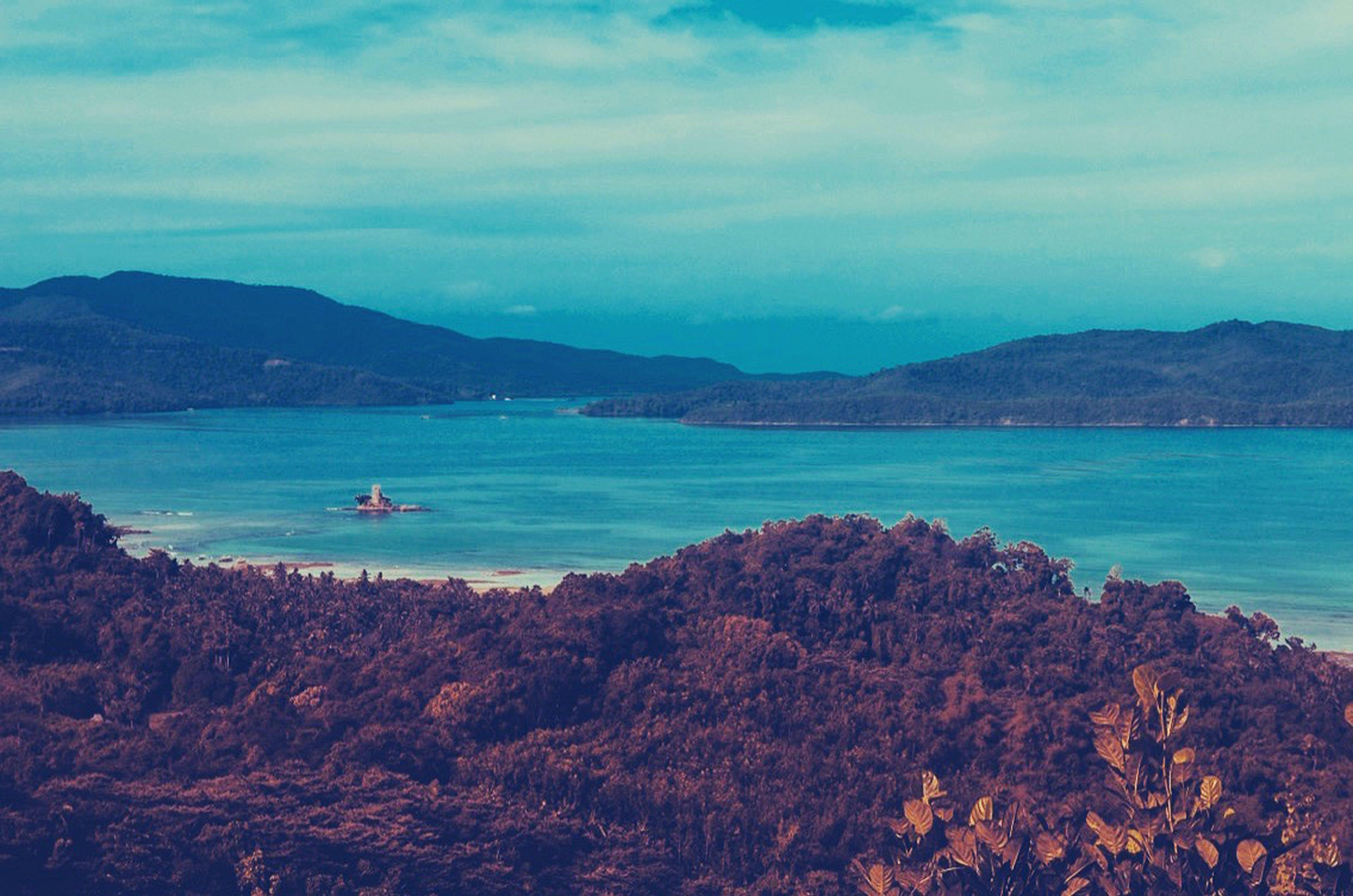 Kostnadsfri bild av bergen, dagsljus, hav, havsområde