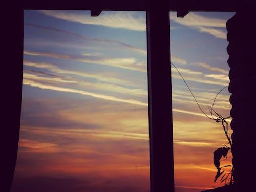 Foto stok gratis matahari pagi, matahari terbenam