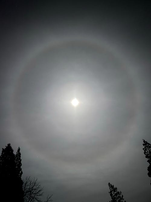 Free stock photo of circles, full moon