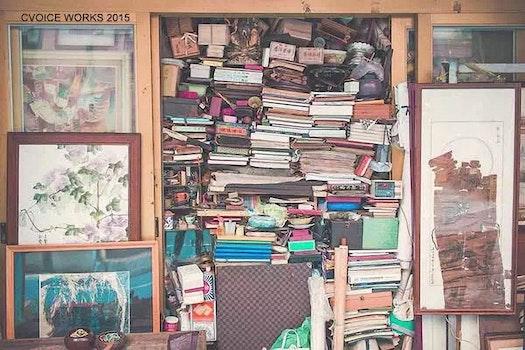 Free stock photo of bookstore