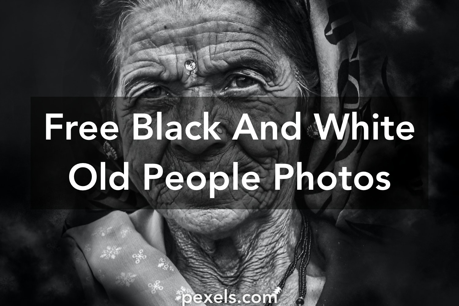 1000 great black and white old people photos · pexels · free stock photos