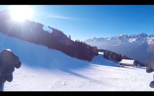 Free stock photo of ski