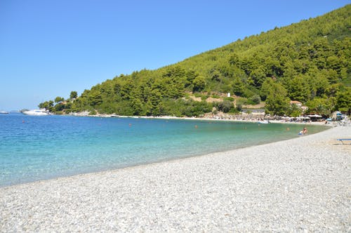 Free stock photo of greece, Panormos village, Skopelos Island