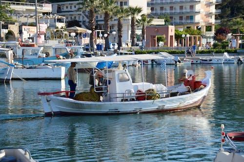 그리스, 아티 키, 어부, 카라 모스의 무료 스톡 사진