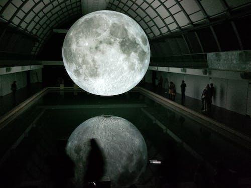Základová fotografie zdarma na téma astronomie, budova, lehký, lidé