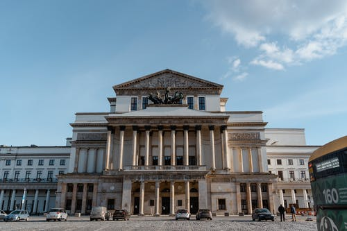 National Theatre In Warsaw
