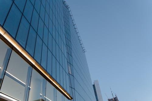 Kostenloses Stock Foto zu architektur, architekturdesign, aufnahme von unten